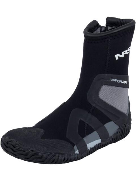NRS Paddle Wetshoes Men Black/Gray